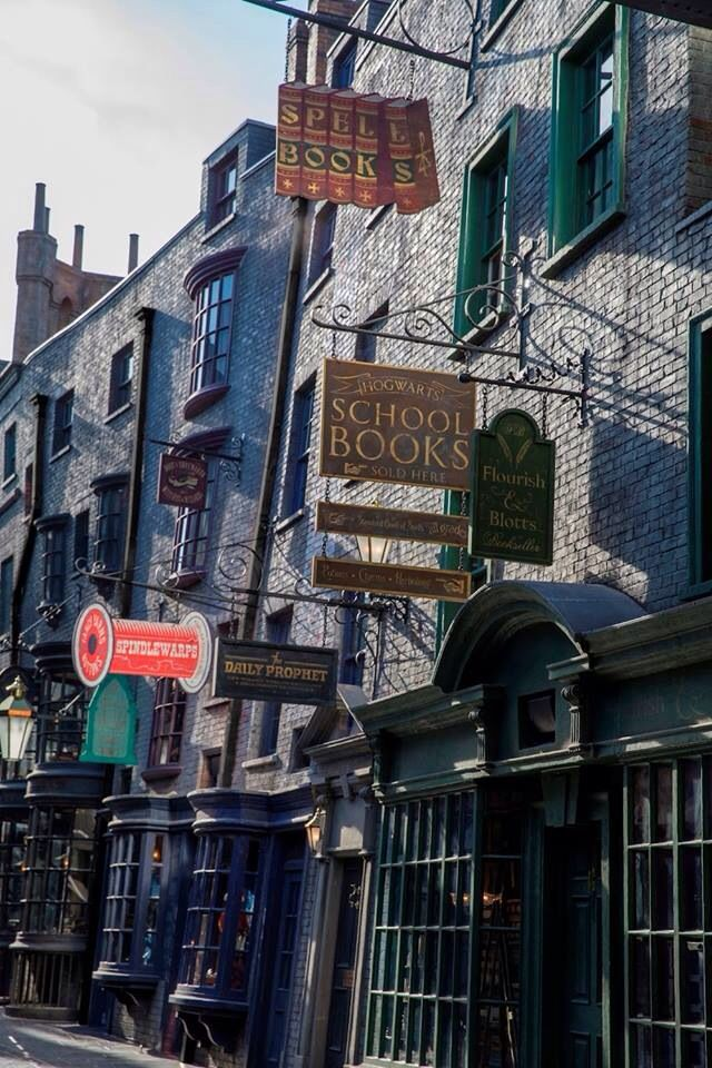 Wizarding World of Harry Potter comes to life at Orlando Universal Studios