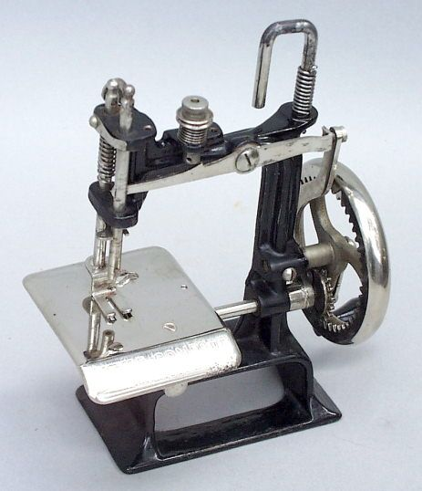 Little Comfort TSM Toy Travel Size ChildSize Antique Sewing Inspiration Travel Size Sewing Machine