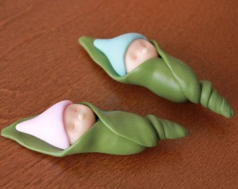 Polímero arcilla hadas hadas de arcilla accesorio por GnomeWoods