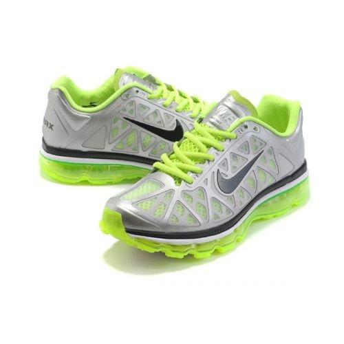 2011 Nike Air Max + Volt/Silver