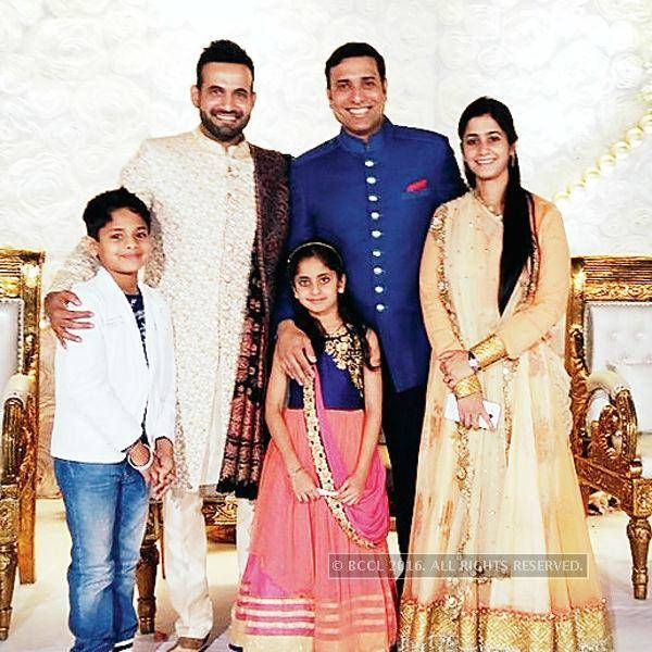At least Irfan Pathan married Muslim girl and saved his father's prestige instead dating Shivani where he lost all his form.