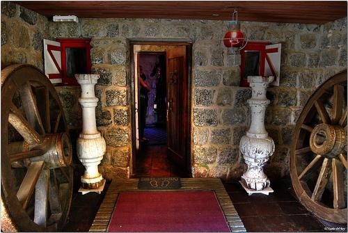 Casa museo La Chascona Pablo Neruda - Chile