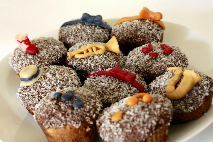 Vegan Food Porn: Swing cupcakes