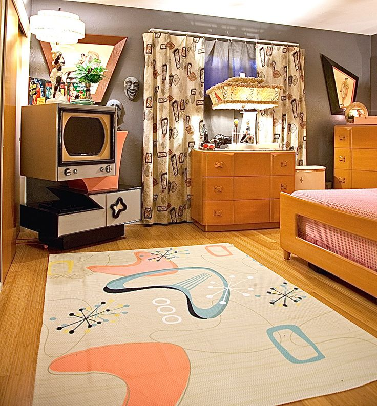 25+ Best Ideas About 50s Bedroom On Pinterest