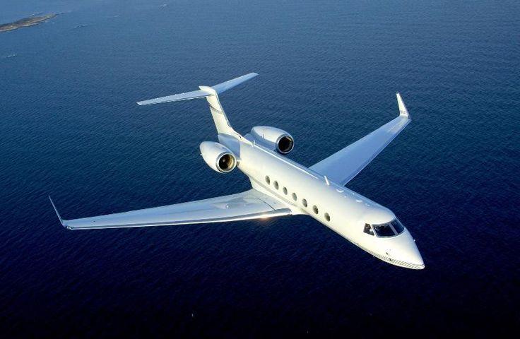 The Gulfstream G650 Ultra High-Speed, Ultra Long Range executive jet