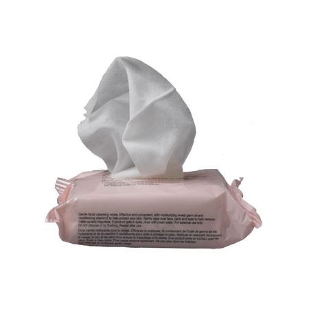 Keep these tucked in your gym bag for quick post-workout cleansing. Convenient and easy to use cleansing wipes that remove make-up and impurities, cleanse, tone, moisturize and protect the skin, leaving it feeling refreshed, soft and smooth.