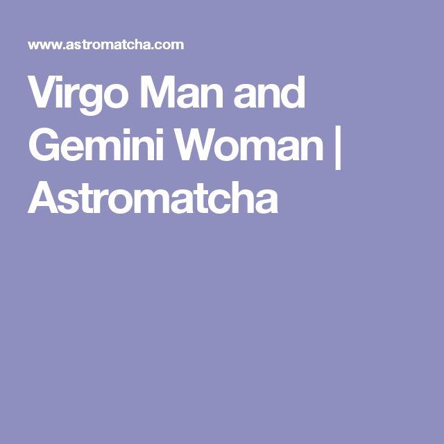 Virgo Man and Gemini Woman | Astromatcha