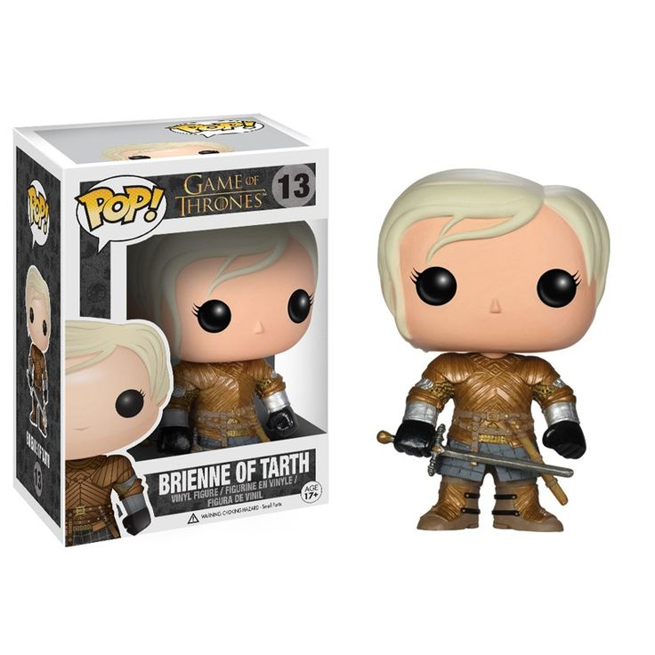 Brienne of Tarth Pop! Game of Thrones « Funko Pop! Price Guide « Pop Price Guide