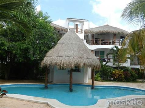 TAKE THE OPPORTUNITY TO BUY A 3 BEDROOM UNIT IN A GATTED COMMUNITY, WITH SECURITY, PALAPA AND POOL.USE THIS CONDO TO SPEND YOUR VACATIONS, LIVE IN IT OR RENT IT.LOCATED IN THE RESIDENTIAL NEIGHBORHOOD OF PLAYACAR PHASE II WITH AMENITIES LIKE GOLF AND BEACH CLUBIT WILL BE HARD TO FIND AN OPPORTUNITY LIKE THIS!