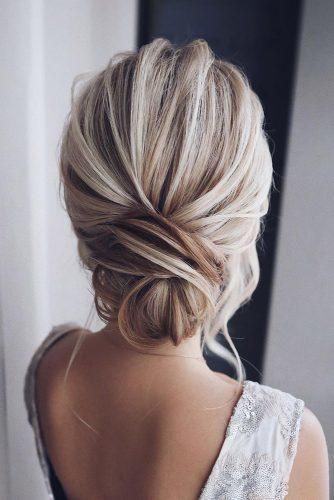 30 Pinterest wedding hairstyles for your memorable wedding #hairstyleideas #wedding #wedding hairstyles #pinterest