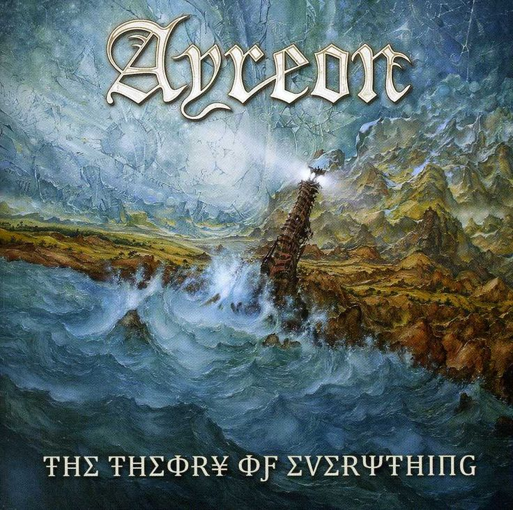 Ayreon - Theory Of Everything