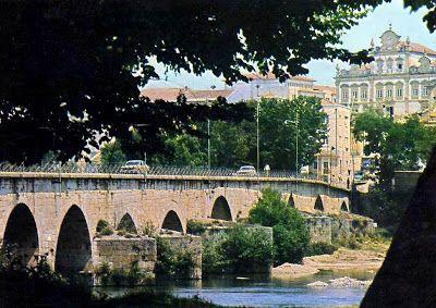 Mirandela - Ponte Romana e Palácio dos Távoras