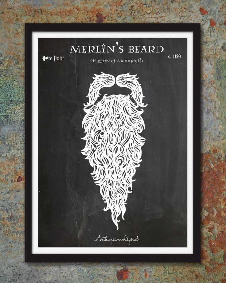 Harry Potter Merlin's Beard Harry Potter Patent - Albus Dumbledore - Geekery Posters Art Decor Print, Geek, Wizard &Witch - Item #HP2 by MidnightShowing on Etsy https://www.etsy.com/listing/227007896/harry-potter-merlins-beard-harry-potter