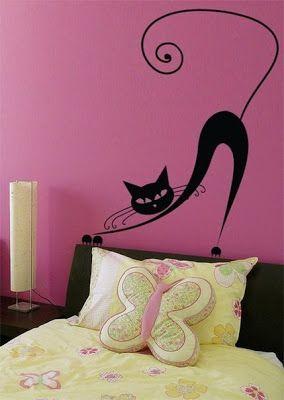 Plantillas de gatos para decoración   Solountip.com