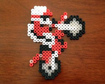 dirt bike perler - Google Search