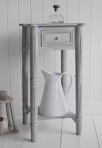 25 Best Ideas About Grey Bedside Tables On Pinterest Nightstands And Bedside Tables Side Tables Bedroom