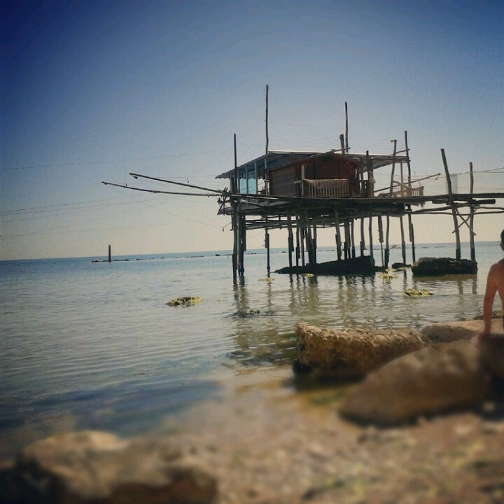 The Trabocco