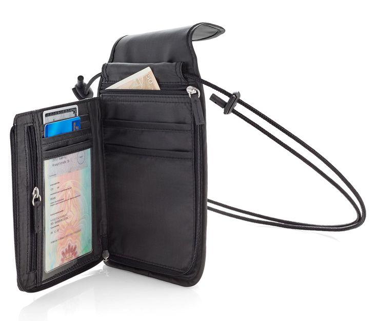 39,95 TL Seyahatler sırasında daha fazla güvenlik  Uçak biletlerini, seyahat belgelerini ve tatil paranızı koruyun.