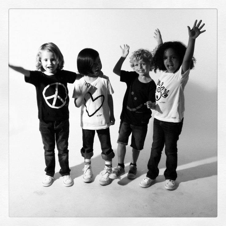 Image result for peace love world kids clothing
