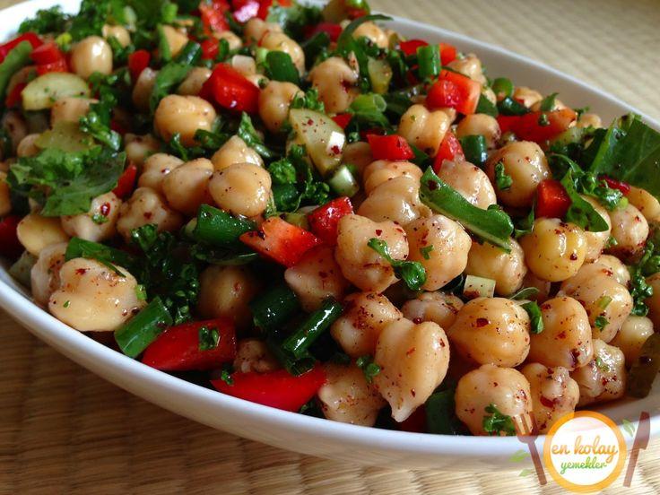 Nohut Salatası Tarifi 2