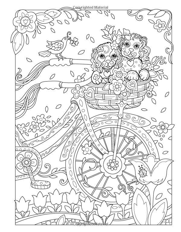 AmazonSmile: Marjorie Sarnat's Pampered Pets: New York Times Bestselling Artists' Adult Coloring Books (9781510712577): Marjorie Sarnat: Books