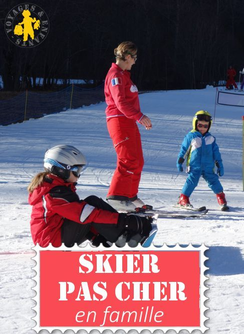 Le ski en famille pour les petits budgets: tous nos conseils