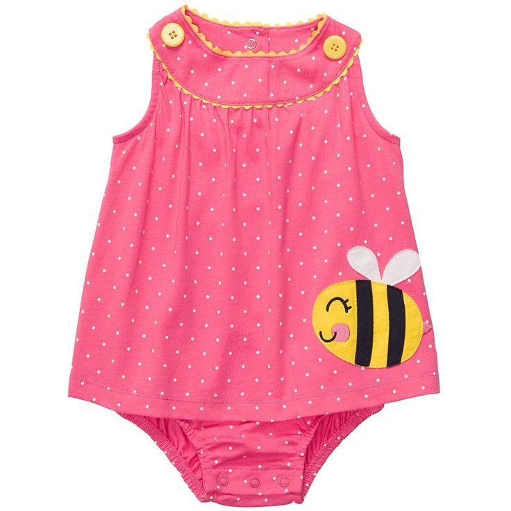 The perfect #sunsuit for the little queen bee. #Carters # ...