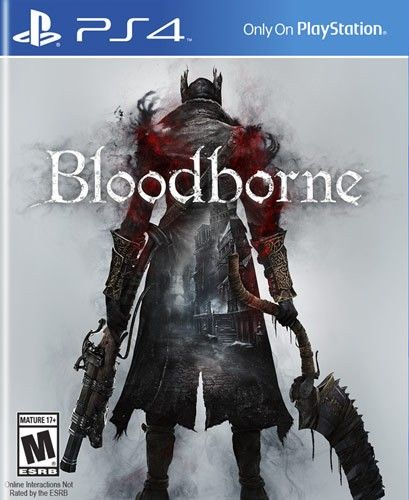Bloodborne - PlayStation 4 - Larger Front