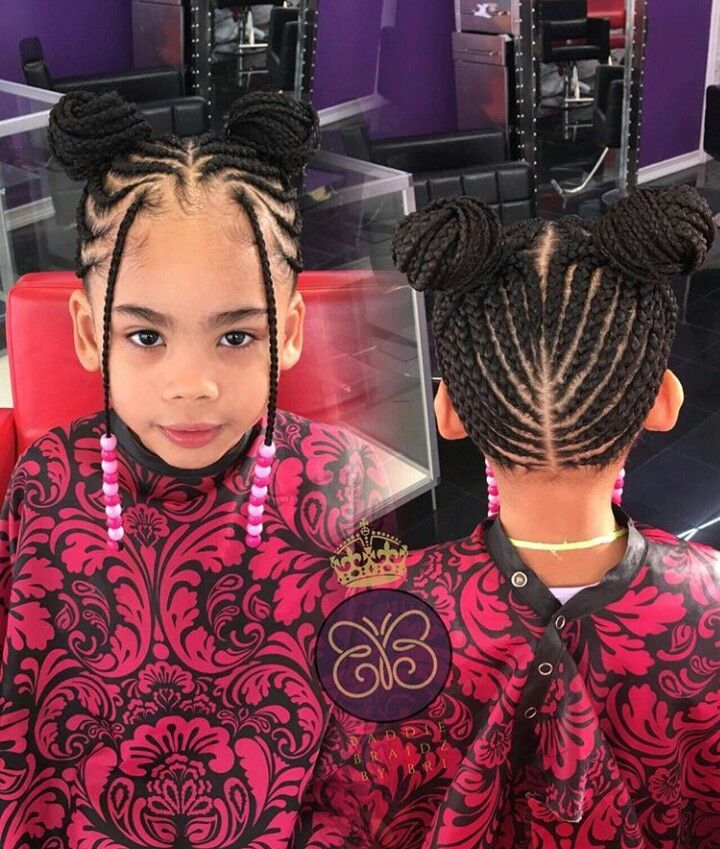 "Н""½ """"â"""" À¸¬ ʏ À¸¢ya Н""‡ð•£yeคϻ Rainmoneyy Lil Girl Hairstyles Kids Hairstyles Black Kids Hairstyles"