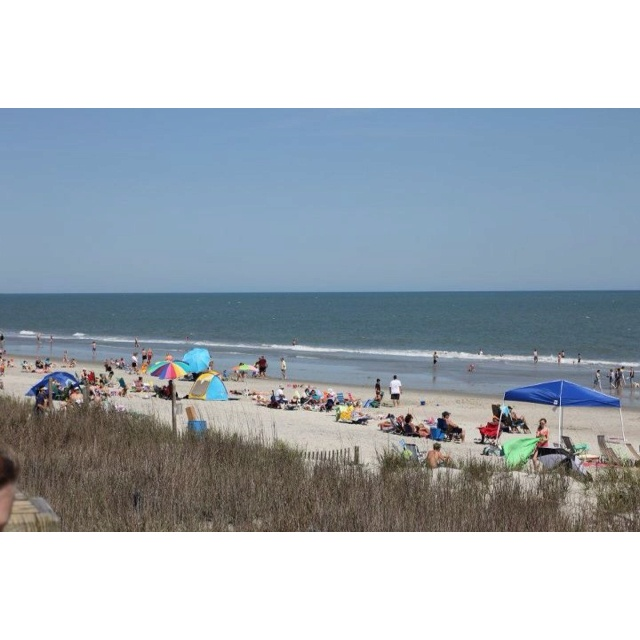 Ocean Lakes Campground at Myrtle Beach, SC