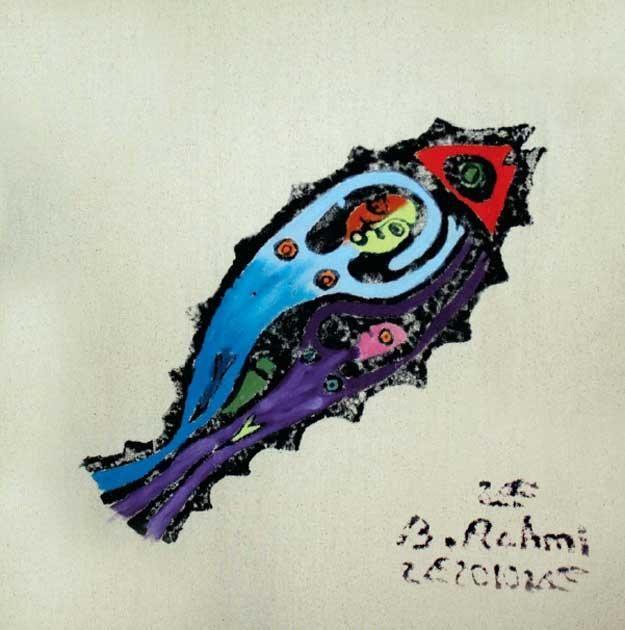 Bedri Rahmi EYÜBOĞLU - Artist Detail - Turkey