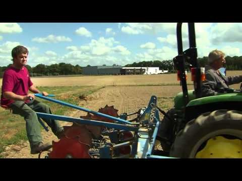 Video : Yves Rocher's Organic Fields in La Gacilly, France.