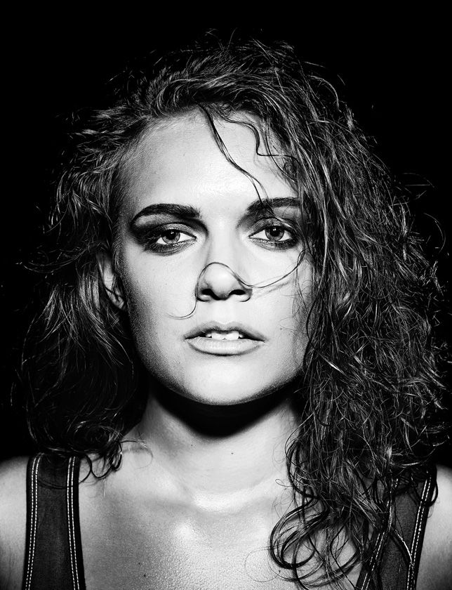 "Tove Lo. Love the meaning behind her songs  they r also very catchy.  Listening to: ""Over"""