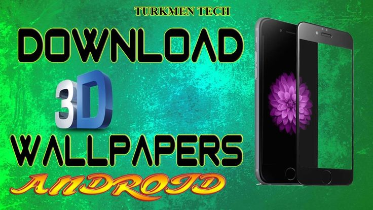 The Best  3D Effect Wallpaper For All Android Devices(3D PARALLAX BACKGR...