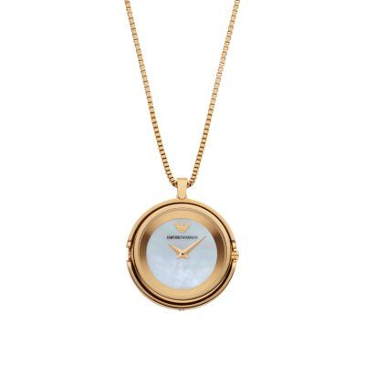 19 best watches i want images on pinterest wrist watches fancy sale fashion necklace watch effortlessly unique and boldly iconic this emporio armani pendant watch features aloadofball Gallery