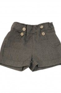 linus-shorts-brown-tweed