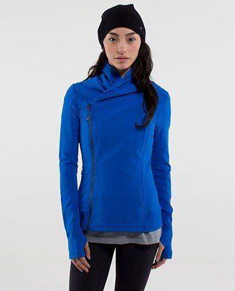Bahkti Jacket - Baroque Blue