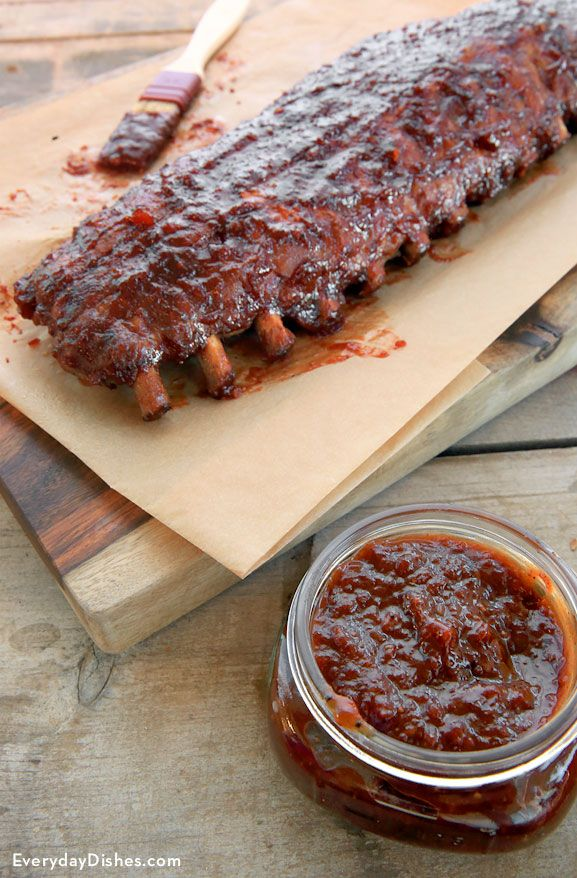 It can be sooo expensive to order ribs at a restaurant, but you can feed your entire family with our honey chipotle glazed ribs recipe for the cost of a single entrée—and they're just as yummy!