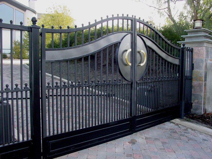 BRIAN'S WELDING   Driveway Gates, Welding, Design & Metal Fabrication - San Jose, San Francisco, Bay Area