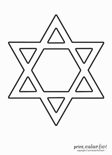 11 best angel images on pinterest christmas angels for Jewish symbols coloring pages