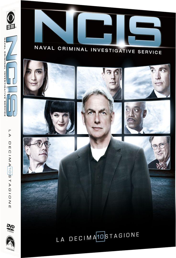 NCIS - Stagione 10 - In DVD da 9 luglio