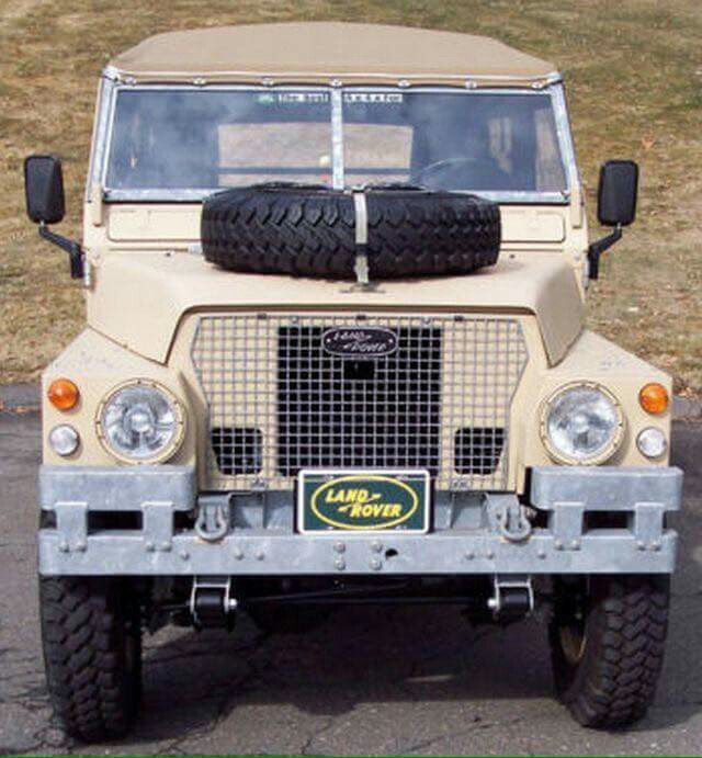17 Best Images About Land Rover LIGHTWEIGHT On Pinterest