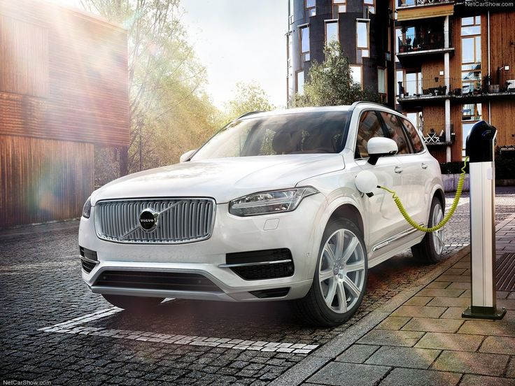 The 2015 Volvo XC90, All Grown Up
