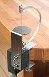 The Sawing Machine-Turns your Flex Shaft into a Sawing Machine for Wax & Metal