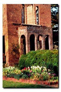 The Plantation Ruins At Barnsley Gardens Resort Adairsville Ga A Few Of My Favorite Things