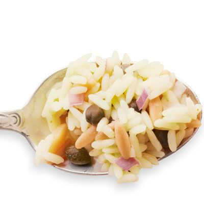 Savory Red Onion Rice Pilaf. #onions