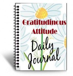 Gratitudinous Attitude Daily Journal