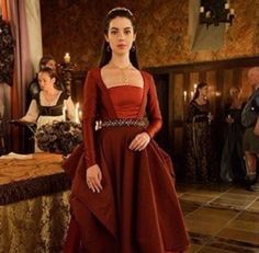 Costumes on Pinterest | Reign, Adelaide Kane and Queen Mary