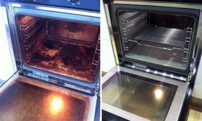 Szuper egyszerű módszer arra, hogyan tisztítsuk ki úgy a sütőt, hogy az újnak tűnjön