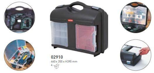 CURVER DE-LUX walizka narzędziowa 460x200x390h (5263384339) - Allegro.pl - Więcej niż aukcje.
